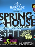 Spring House Brewing Co Night — March 27th, 2014