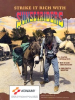 Sunset Riders —1991