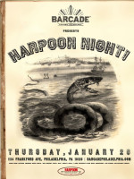 Harpoon Brewery Night — January 26, 2012