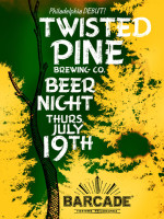 Twisted Pine Brewing Co. Launch — July 19, 2012