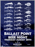 Ballast Point Night — August 30, 2012