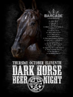 Dark Horse Night — October 11, 2012