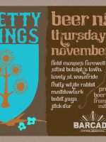 Pretty Things Night — November, 8, 2012