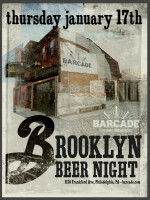 Brooklyn Brewery Night — January 17, 2013