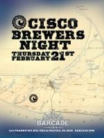 Cisco Brewers Night — February 21, 2013