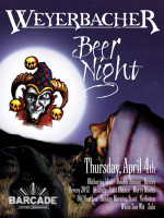 Weyerbacher Night — April 4, 2013