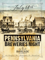 Pennsylvania Breweries Night — July 18, 2013 at Barcade® in Philadelphia, PA
