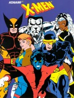 X-Men — 1992 at Barcade® in Philadelphia, PA | arcade video game