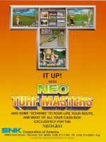 Neo Turf Masters — 1996 at Barcade® in Philadelphia, PA | arcade video game
