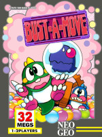 Bust-A-Move — 1993 at Barcade® in Philadelphia, PA | arcade video game