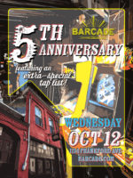 Barcade® 5th Anniversary — October 12, 2016 in Philadelphia, PA