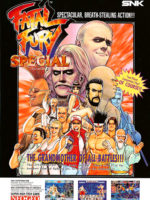 Fatal Fury Special — 1993 at Barcade® in Philadelphia, PA