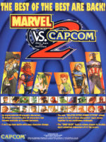 Marvel Vs. Capcom 2 New Age Of Heroes — 2000 at Barcade® in Philadelphia, PA | arcade video game