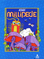 Millipede — 1982 at Barcade® in Philadelphia, PA | arcade video game