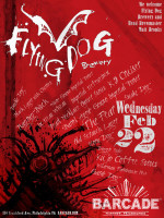 Flying Dog Night — February 22, 2012
