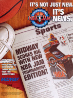 NBA Jam Tournament Edition — 1994 at Barcade® in Philadelphia, PA | arcade video game