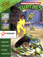 Teenage Mutant Ninja Turtles — 1989 at Barcade® in Philadelphia, PA | arcade video game
