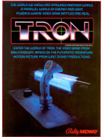 Tron — 1982 at Barcade® in Philadelphia, PA | arcade video game
