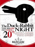 The Duck-Rabbit Night — December 20, 2012