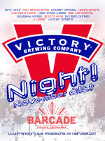 Victory Brewing Night — November 21, 2013