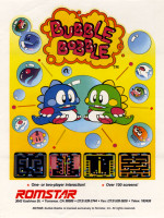 Bubble Bobble — 1986 at Barcade® in Philadelphia, PA | arcade video game