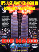 Die Hard — 1996 at Barcade® in Philadelphia, PA | arcade video game