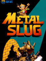 Metal Slug — 1996 at Barcade® in Philadelphia, PA | arcade video game