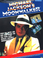 Michael Jackson's Moonwalker — 1990 at Barcade® in Philadelphia, PA | arcade video game