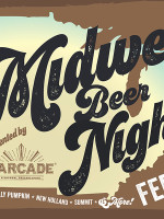 Midwest Beer Night — February 18, 2016 at Barcade®in Philadelphia, PA