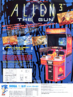 Alien 3: The Gun at Barcade® in Philadelphia, PA | arcade video game