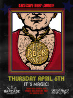 Barcade® / Sly Fox Chest Bockwell Exclusive Beer Launch — April 6, 2017