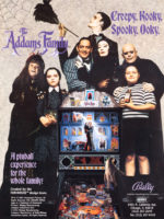The Addams Family (pinball) — 1992 at Barcade® in Philadelphia, PA