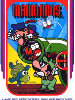 Mario Bros. — 1983 at Barcade® in Philadelphia, PA | arcade video game