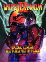 Mortal Kombat II — 1993 at Barcade® in Philadelphia, PA | arcade video game