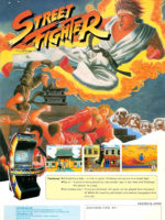 Street Fighter — 1987 at Barcade® in Philadelphia, PA | arcade video game