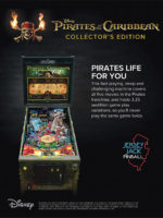 Pirates of the Caribbean (pinball) — 2018 at Barcade® in Philadelphia, PA