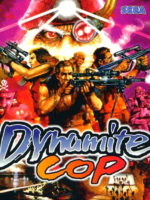 Dynamite Cop — 1998 at Barcade® in Philadelphia, PA | arcade game flyer graphic