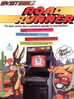 Road Runner — 1986 at Barcade® in Philadelphia, PA | arcade game flyer graphic