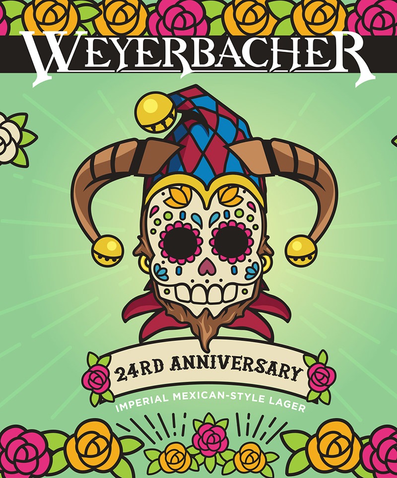 Weyerbacher Brewing Co. Night - December 5, 2019 | featuring 24rd Anniversary Imperial Mexican-style lager